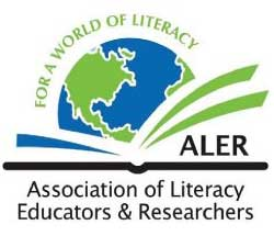 Logo of the Association of Literacy Educators & Researchers