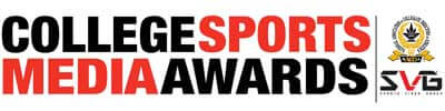 College Sports Media Awards logo
