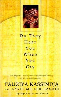 "Book cover of ""Do They Hear You When You Cry"""