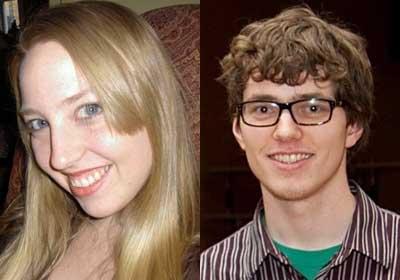 SarahEmily Lekberg and Matthew Ropp
