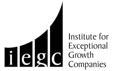 Logo of the Institute for Exceptional Growth Companies