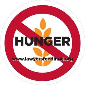 Logo of Laywers Feeding Illinois