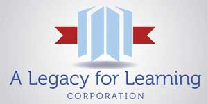Logo of A Legacy for Learning Corp.