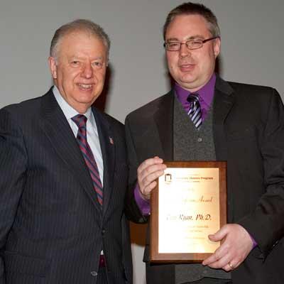 President Peters and Tim Ryan