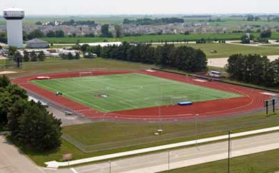 Soccer/Track & Field Complex