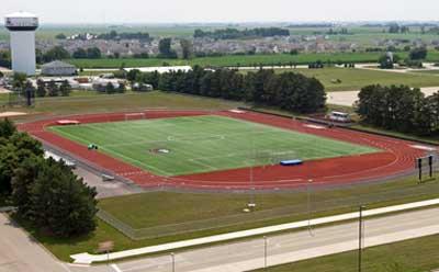 NIU Soccer/Track & Field Complex