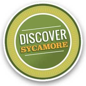 Discover Sycamore logo