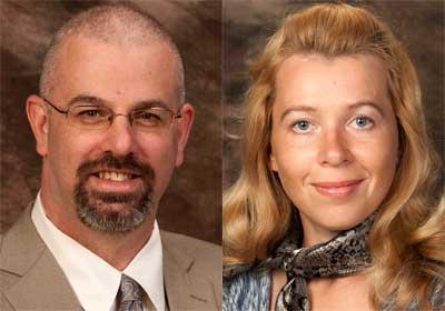 Wayne Duerkes and Anastasia Kocher