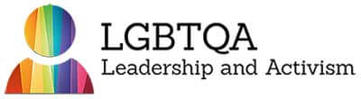 LGBTQA Leadership and Activism camp logo