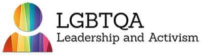 LGBTQA Leadership and Activism camp logo