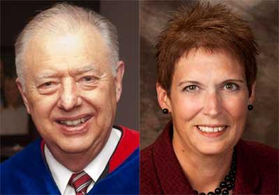 John G. Peters and Kelly Wesener Michael