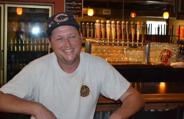 Jeremy Bogan has been involved in hand-crafting Two Brothers beers for over ten years. His August 6th talk will focus on the science involved in brewing.