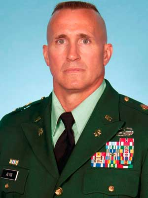 Col. Brian E. Alvin