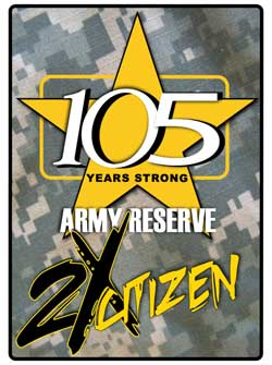 Army Reserve: 105 Years Strong