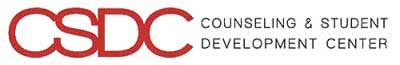 Counseling & Student Development Center logo