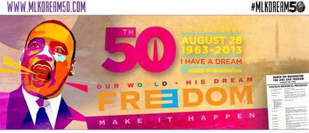 MLK Dream 50