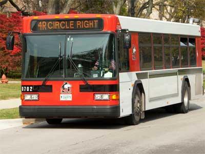 Huskie Bus