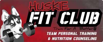 Huskie Fit Club logo