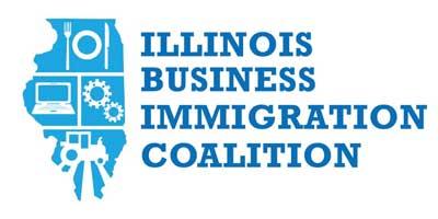 Illinois Business Immigration Coalition logo