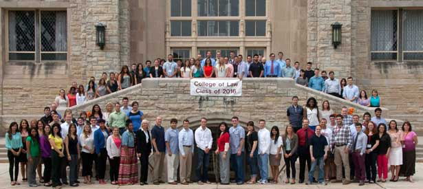 NIU Law Class of 2016