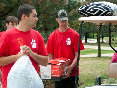 Move-In Day 2013