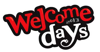 Welcome Days!