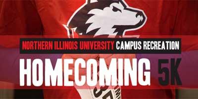 Homecoming 5K logo