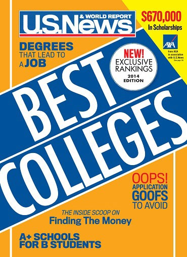 USNewsBest Colleges