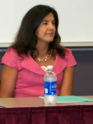 Cook County State's Attorney Anita Alvarez participated.