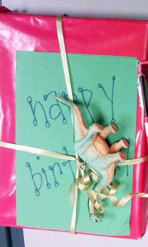 Birthday Box sample