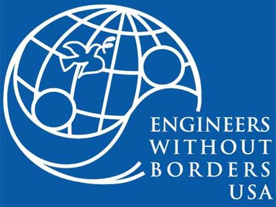 Logo of Engineers Without Borders USA