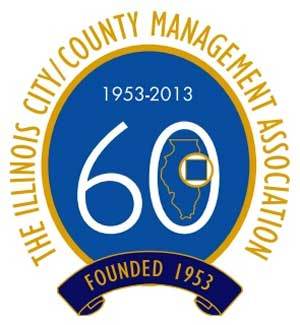 Illinois City/County Management Association logo