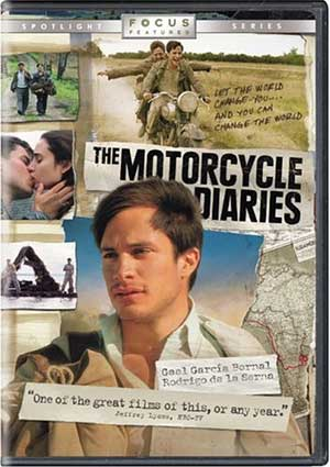 """""""The Motorcycle Diaries"""" poster"""