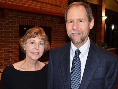 Cindi and Earl Rachowicz