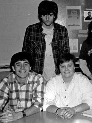 Section 1 of Journalism 315 (Spring 1989)