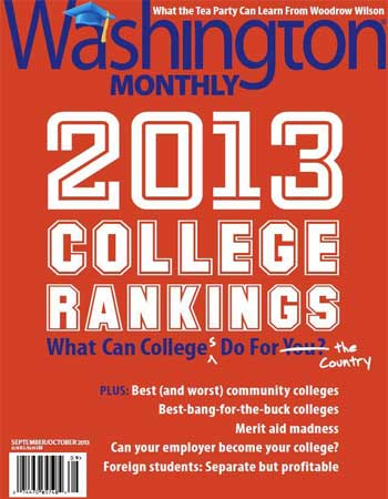 Washington Monthly cover