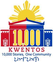 10,000 Kwentos logo
