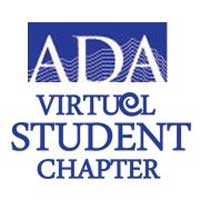 ADA Virtu@l Student Chapter logo
