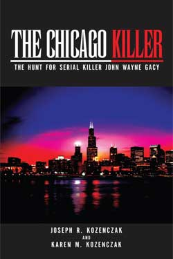 """Book cover of """"The Chicago Killer"""""""