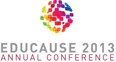 EDUCAUSE 2013 logo