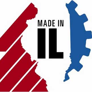 MADE IN IL logo