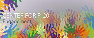 Logo of the NIU Center for P-20 Engagement