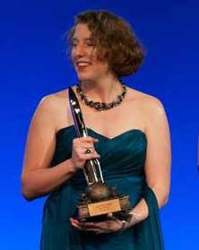 Lynne M. Thomas. Photo courtesy John O'Halloran.