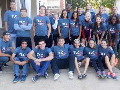 Fall 2013 Developing Champions: In the Classroom, in Competition and in Life TLC