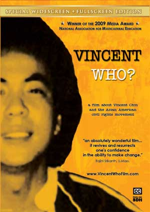 "Cover of ""Vincent Who?"" DVD"