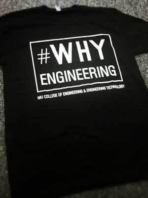 #WHYENGINEERING T-shirt