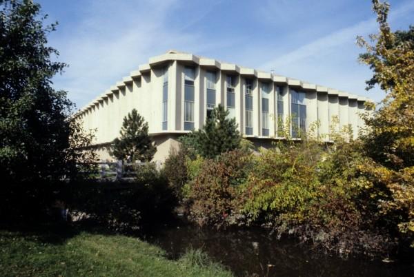 Faraday Hall