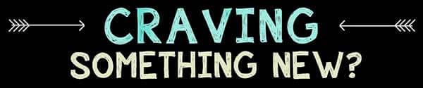Craving Something New? logo