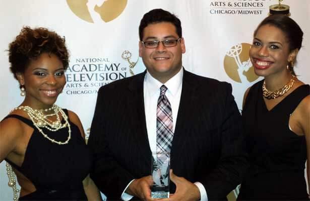 Candice Beasley, Jorge Rodas (winner) and Lauren Scott