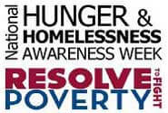 National Hunger & Homelessness Awareness Week: Resolve to Fight Poverty
